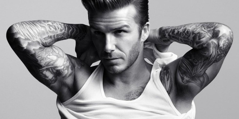 David Beckham's Tattoos