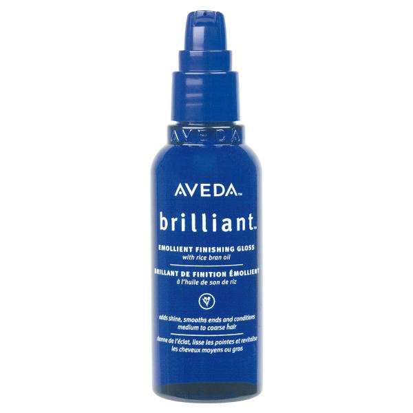 Veda brilliant emollient finishing gloss