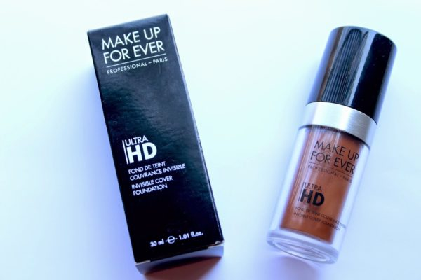 Make up forever hd ultra invisible foundation stick