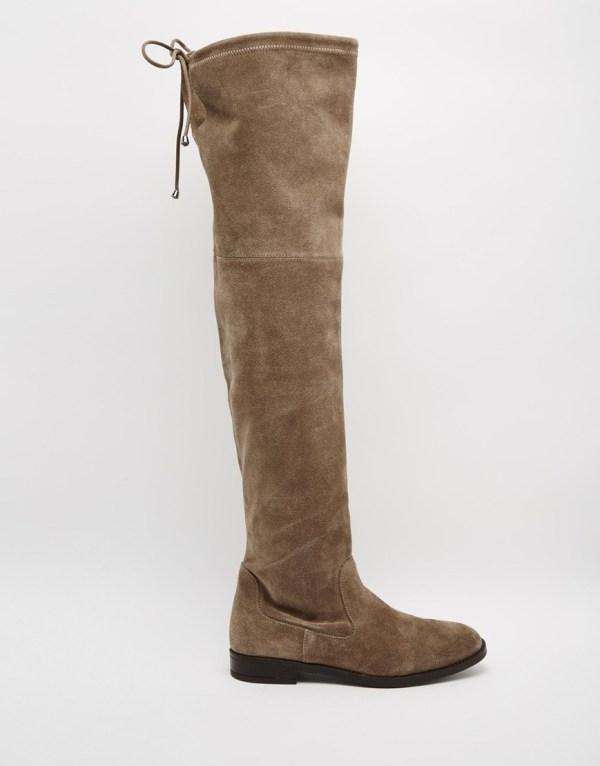 Aldo Barra suede boots