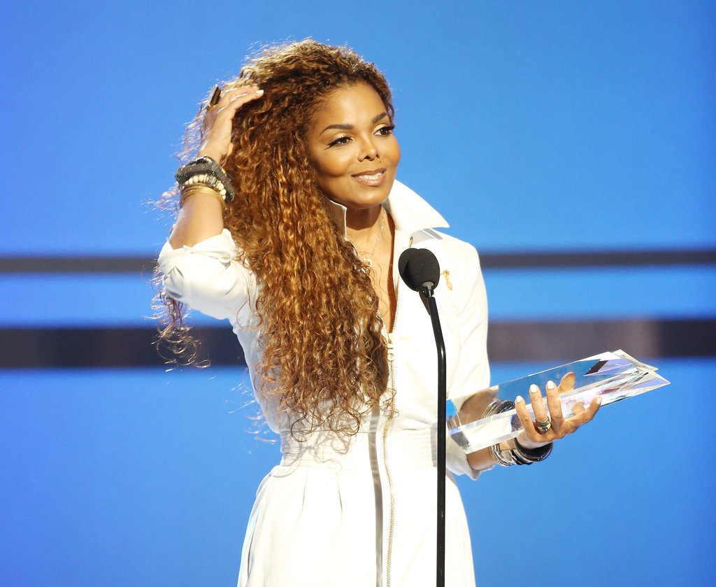 Janet Jackson BET awards.