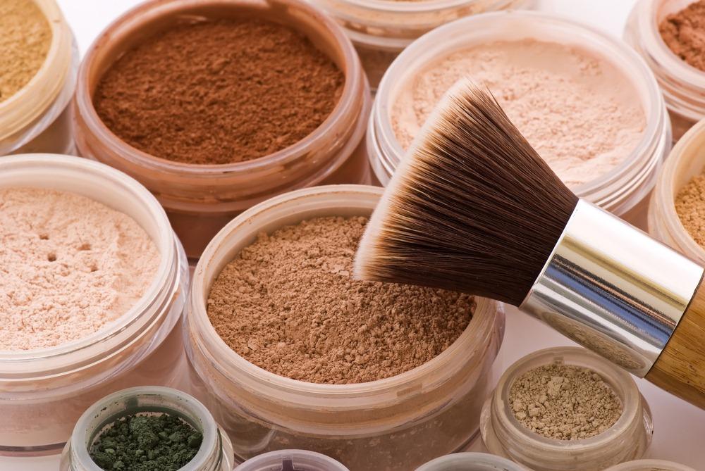 mineral makeup powder