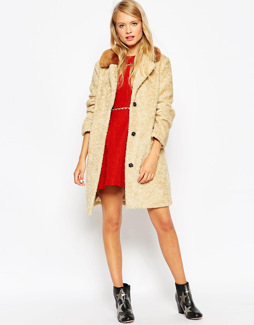 Asos tall coat