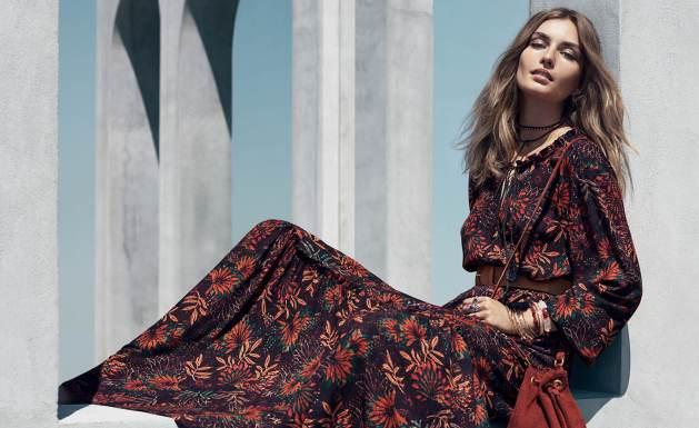 H&M Long Dress (Image: H&M)