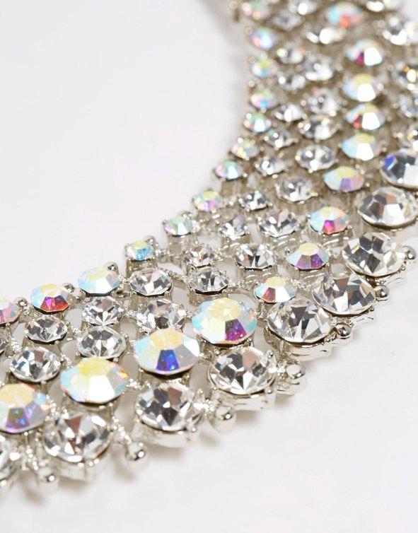 Love Rocks statement necklace