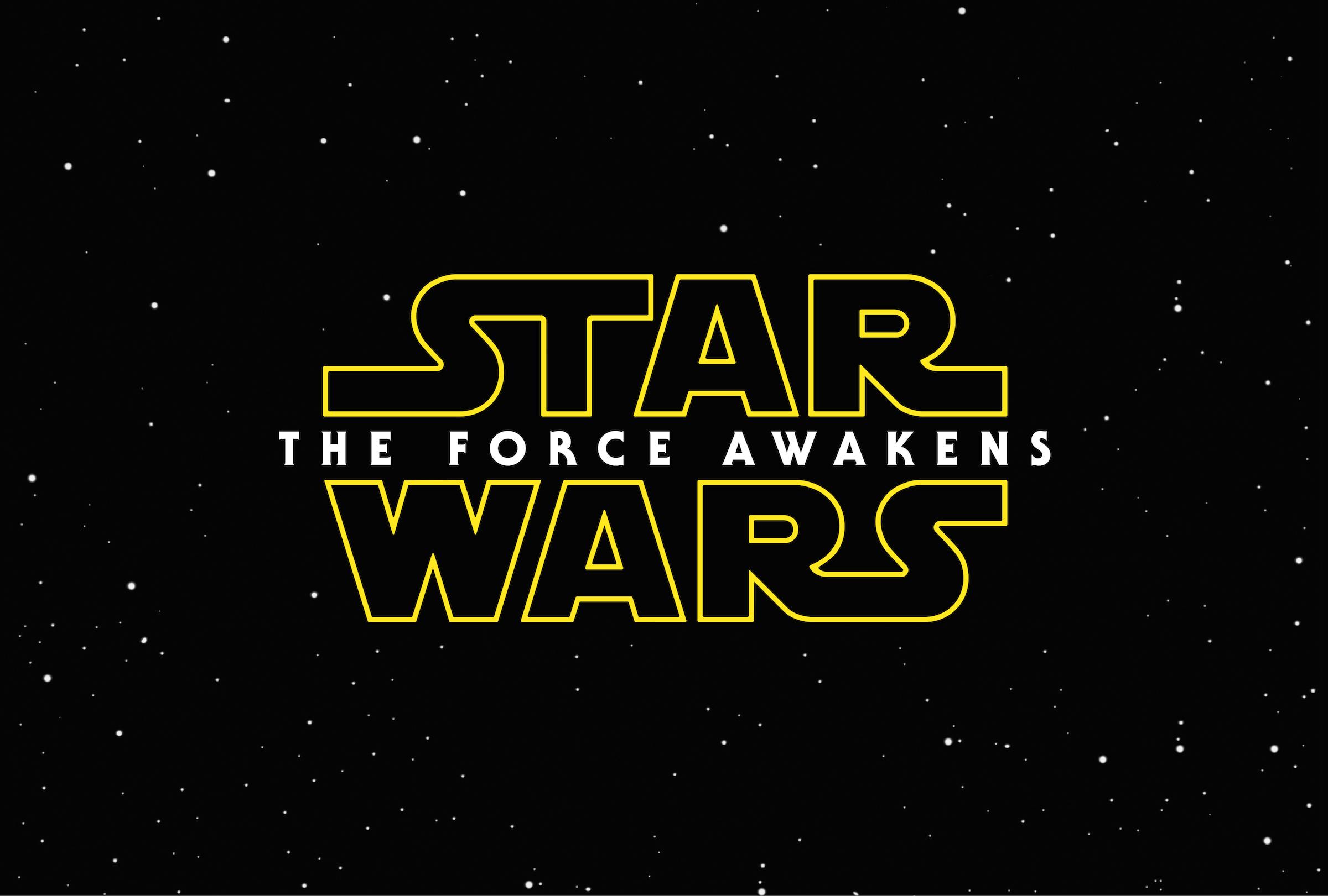 Star Wars 7 poster