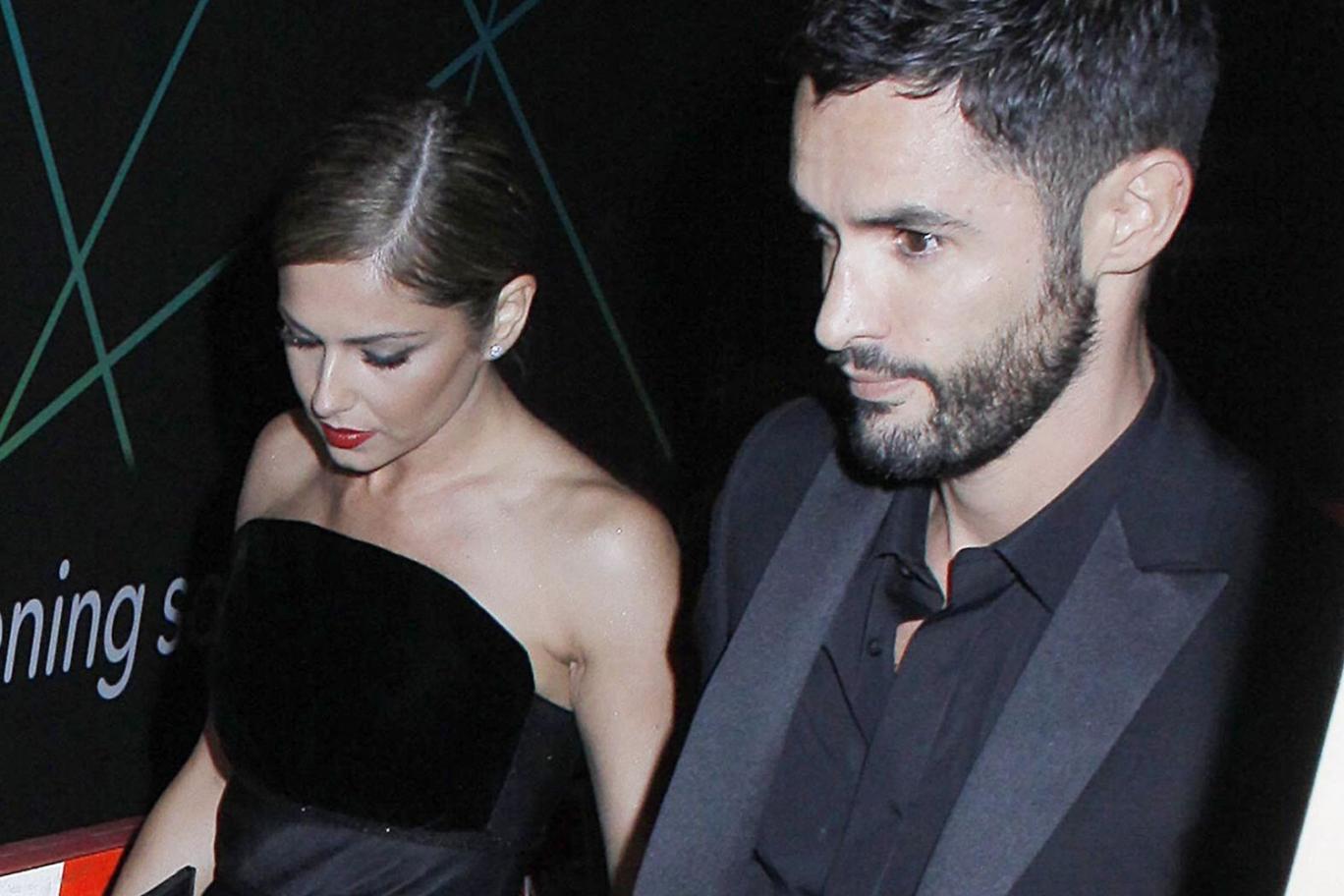 Cheryl and JB