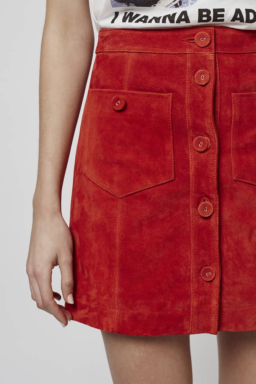topshop spring skirt