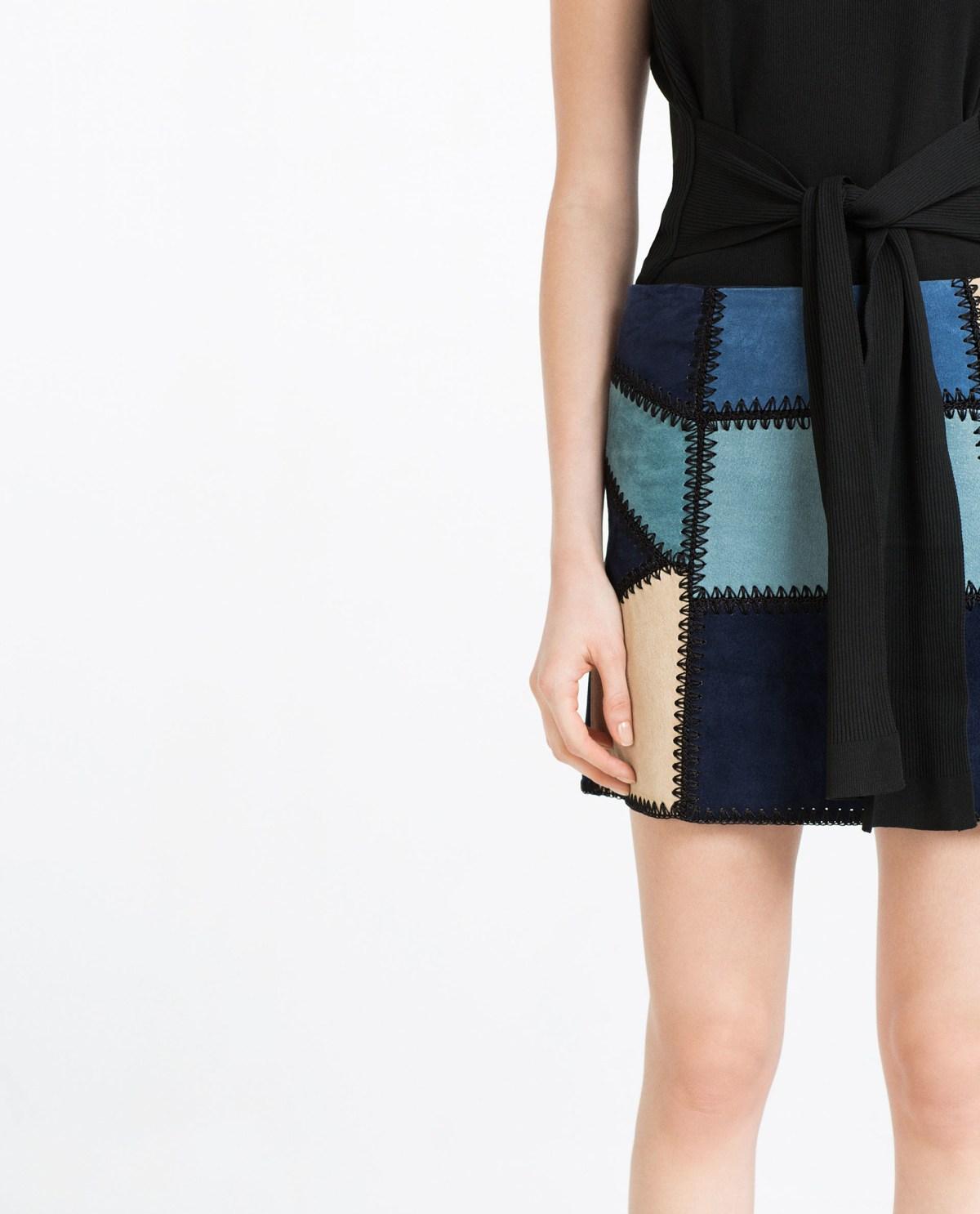 zara spring skirt