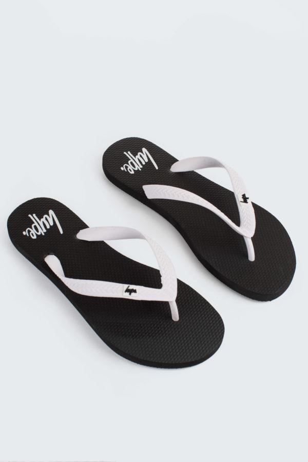 black-white-strap