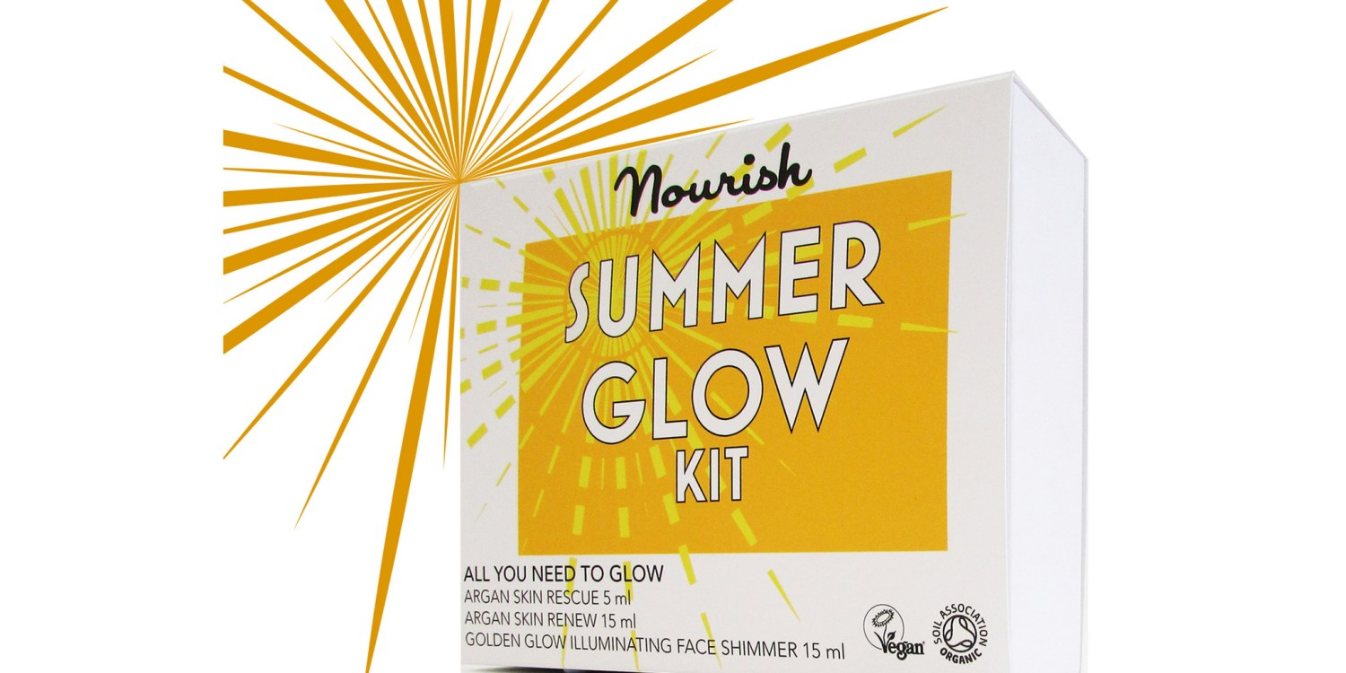 Nourish Summer Glow Kit