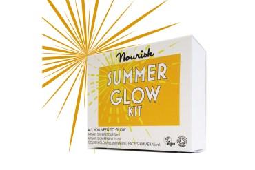 Nourish Summer Glow Kit