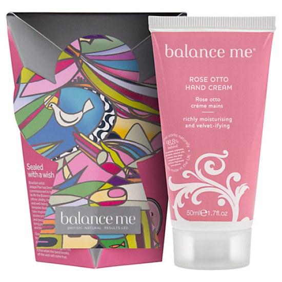 Balance me hand cream