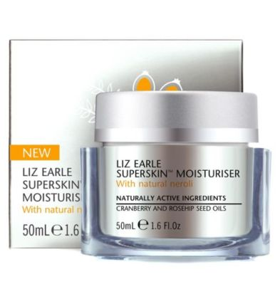 Liz Earle superskin moisturiser