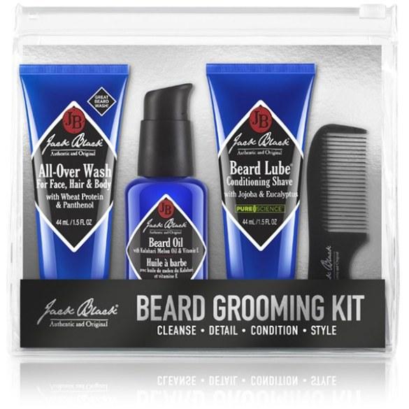 Jack Black grooming kit