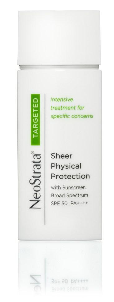 NeoStrata Sheer protection