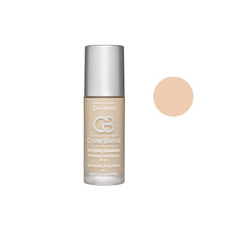 Exuviance cover blend skin caring foundation