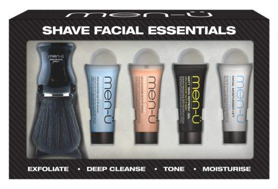 menu shave kit