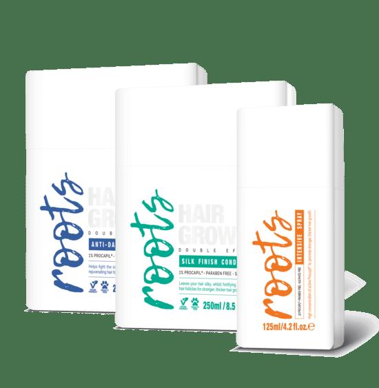 roots treatment kit