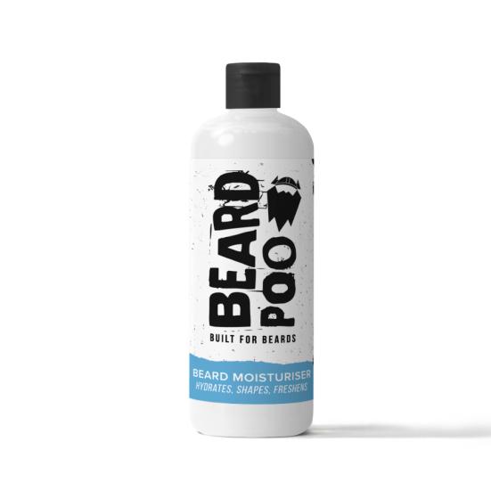 beardpoo moisturiser