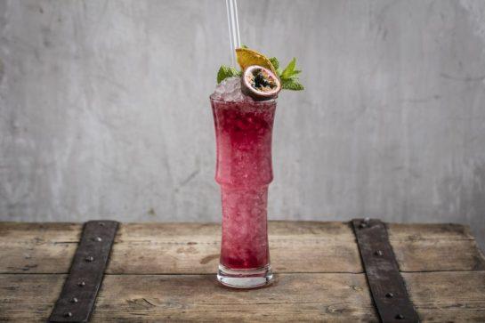100 ardour st cocktails