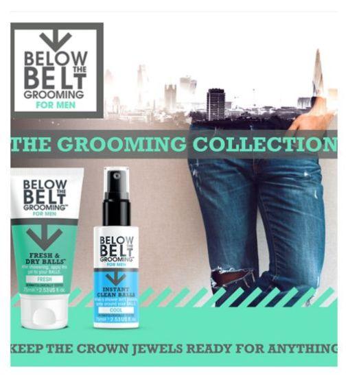 btw grooming kit men