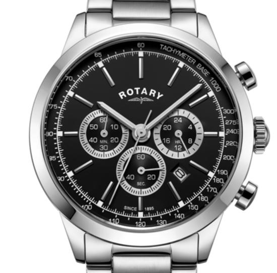 rotary cambridge watch