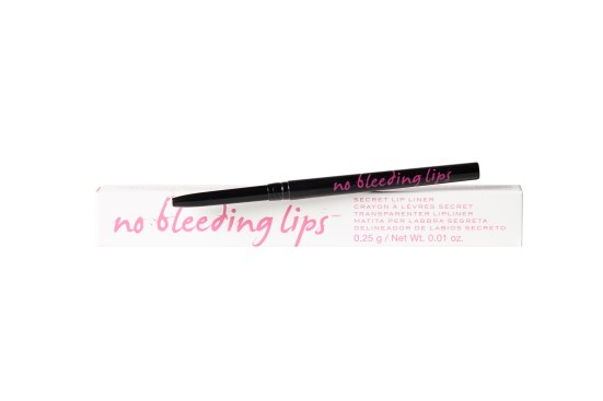 no bleeding lip liner