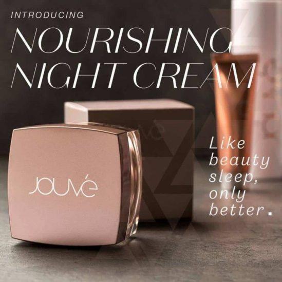 joule nourishing night cream