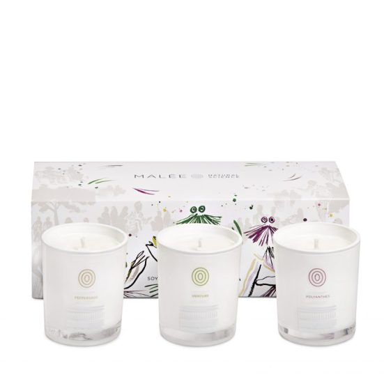 Malee scented candles
