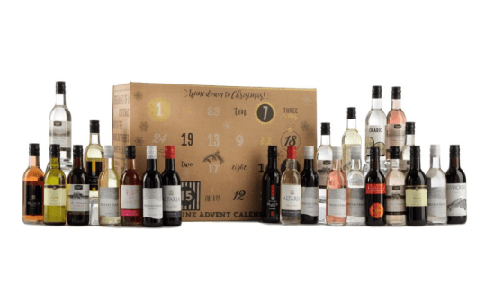 first4hampers wine advent calendar