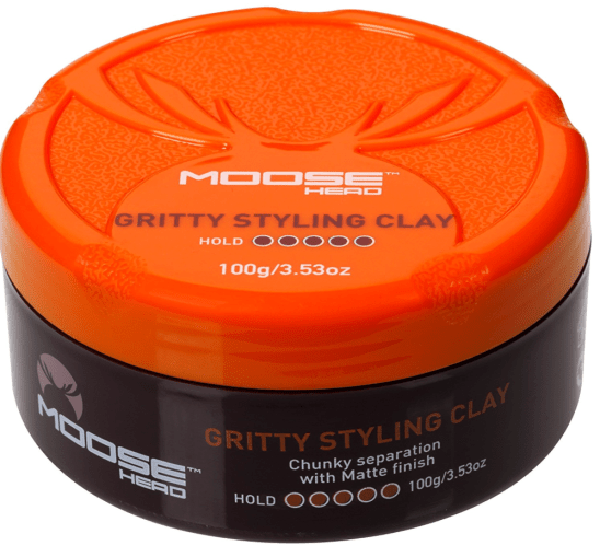 mousse head gritty styling clay