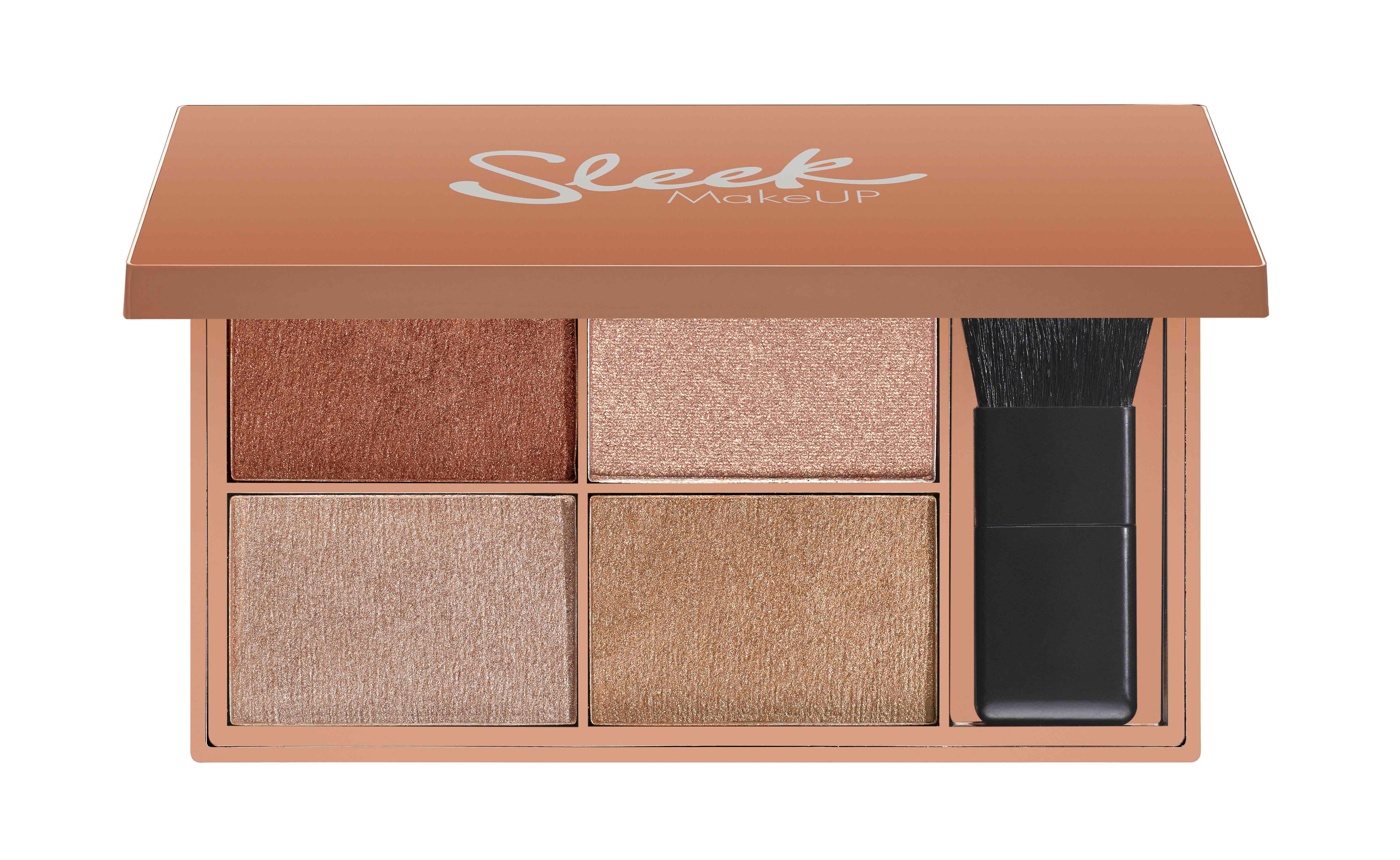 sleek makeup copperplate palette