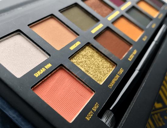 w7 cosmetics eye shadow palette