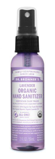 dr bronzer hand sanitizer