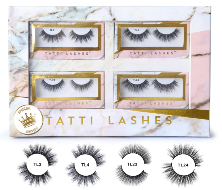 tatti lashes