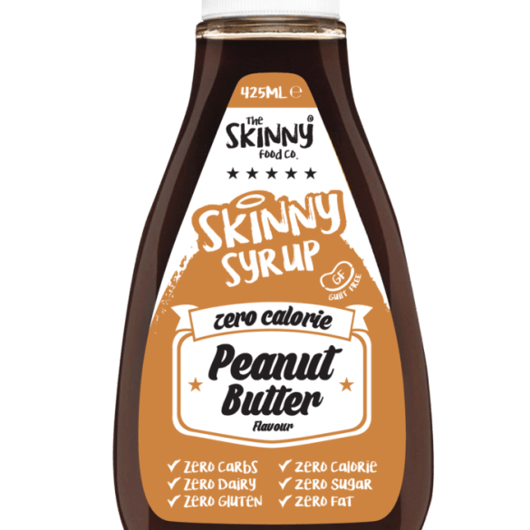 Skinny Peanut Butter Syrup