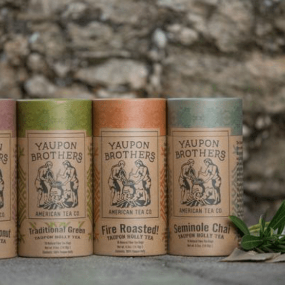 yaupon brothers tea collection