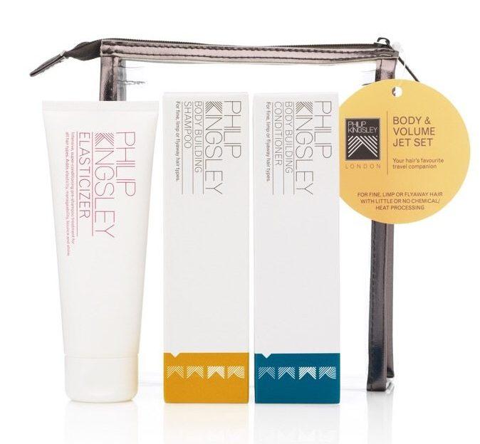Philip Kingsley shampoo travel set