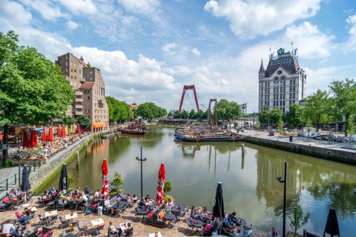 Travel Rotterdam The Netherlands