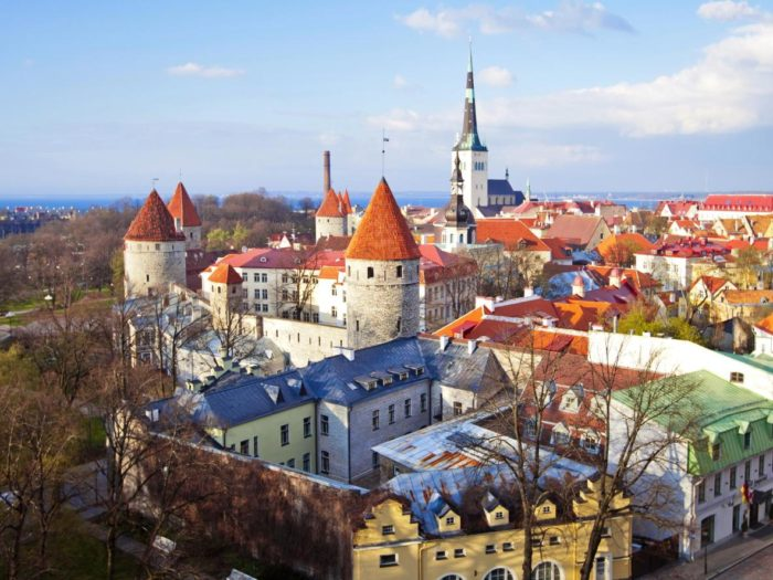 City Travel-Tallinn-Estonia