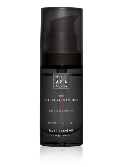 Father's Day The Rituals of Samurai Beard Oil