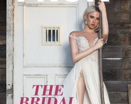 THE BRIDAL ISSUE I