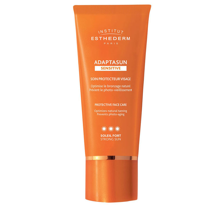 institut-esthederm-adaptasun-sensitive-skin sunscreen