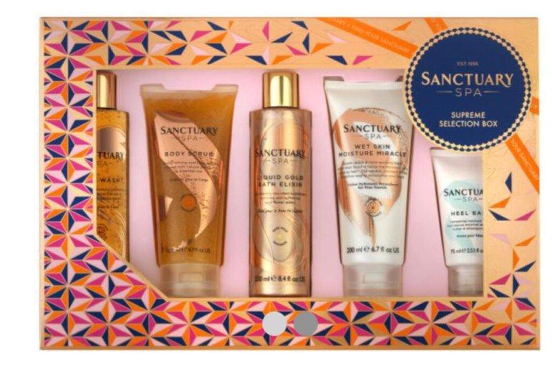 sanctuary spa supreme box collection