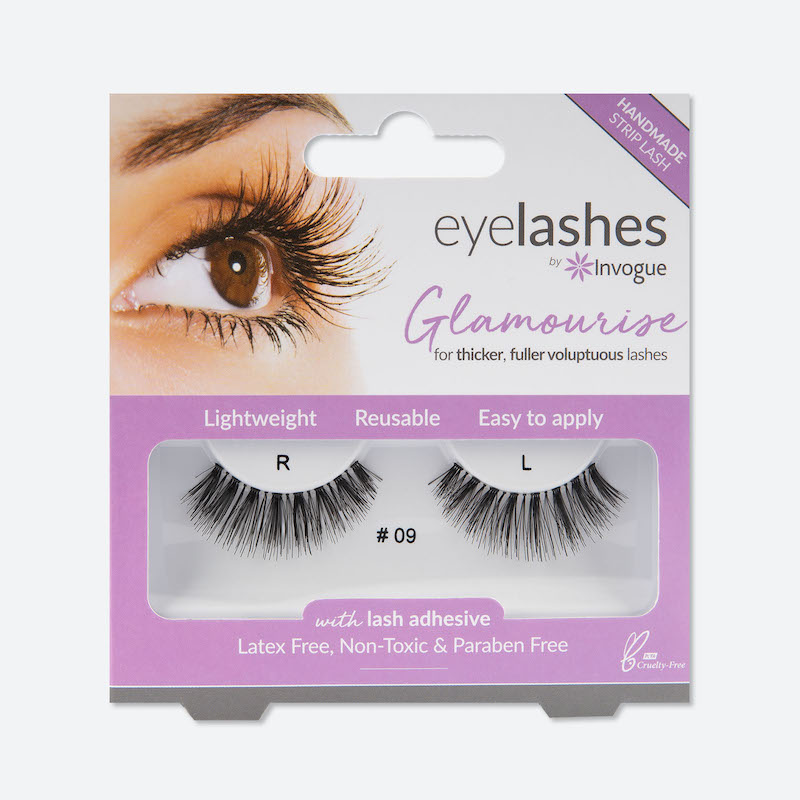 invogue false lashes