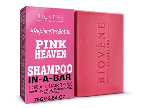 Pink Heaven, Shampoo In A Bar