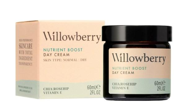 willow berry day cream