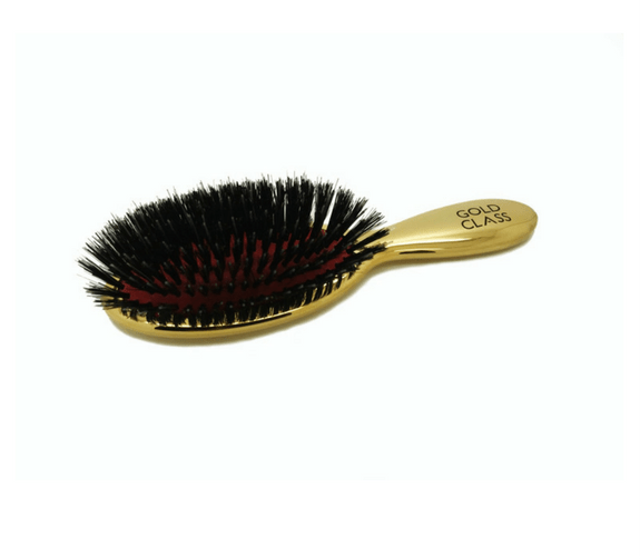 Inanch Small Gold Class Styling Brush, Gift for her