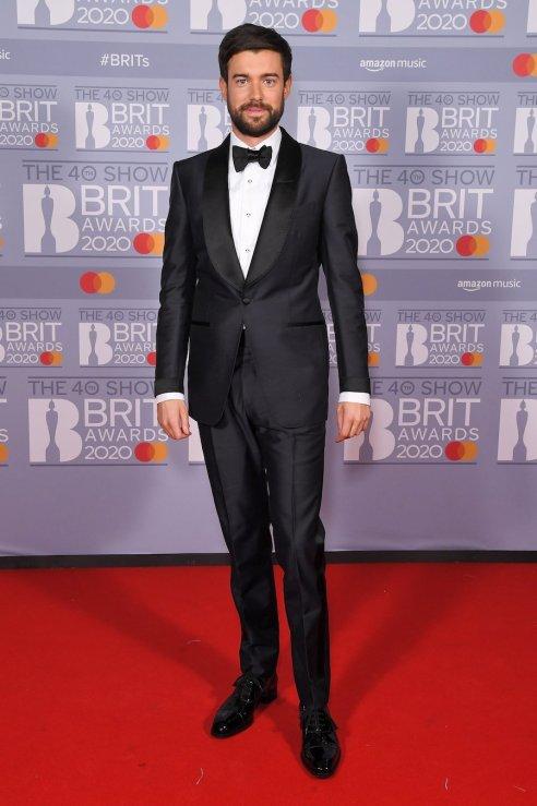 Jack Whitehall brits 2020
